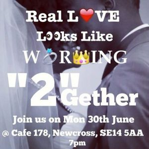 Real Love Look Like Work 2