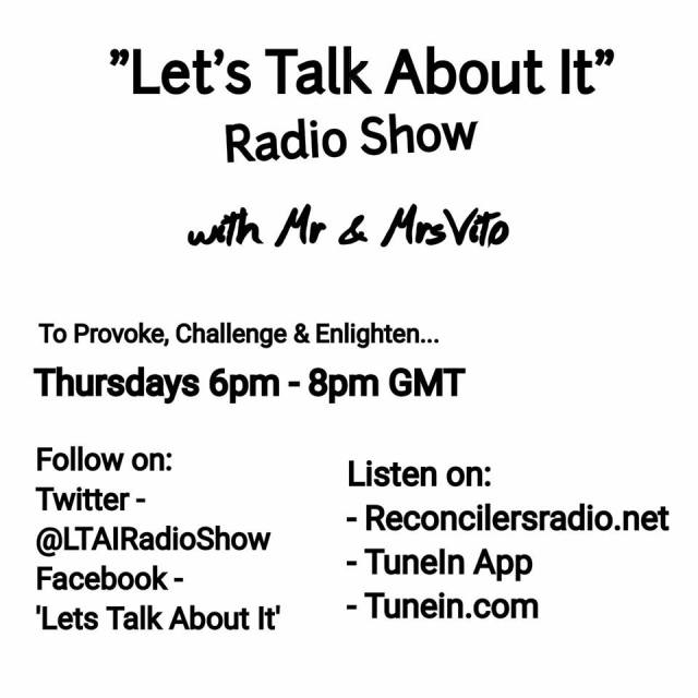 lets talk about it - show